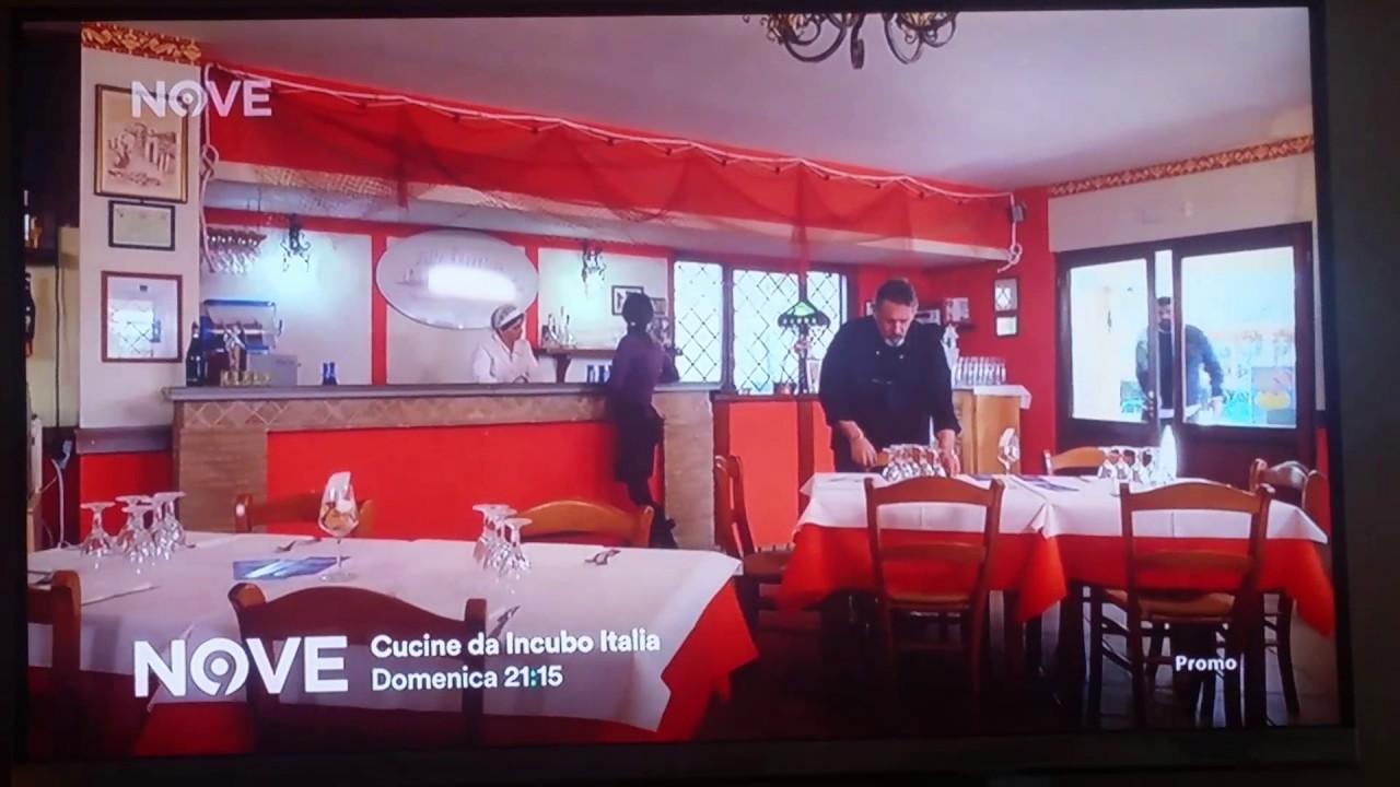 Cucine Da Incubo Villa Rugantino Protagonista Il Trailer Della
