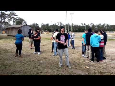 Manteo high school does the Harlem Shake