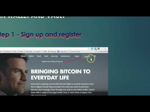 Setup Authenticator For Xapo And Altcoin Trader   MMM Bitcoin