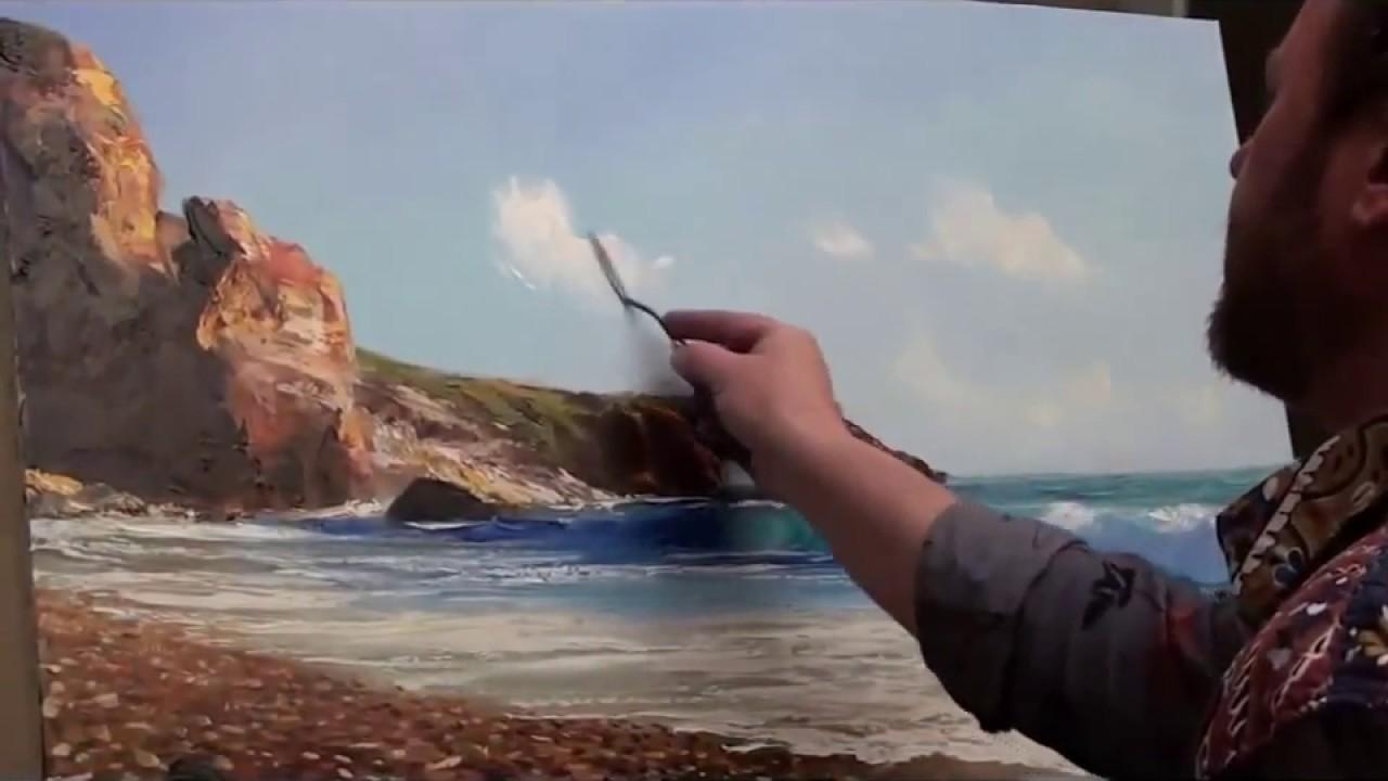 igor sa harov lezioni di pittura e disegno paesaggio