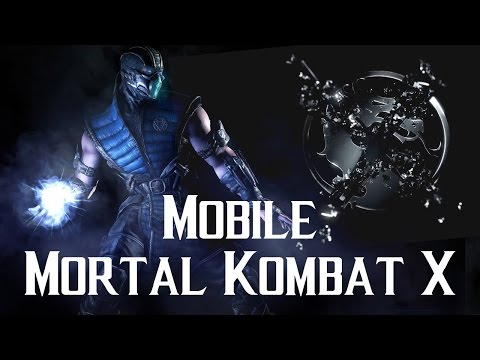 Mortal Kombat X для iPhone и iPad - обида...