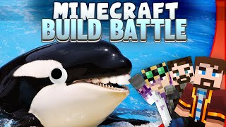 Minecraft - Build Battle - Derp Whale