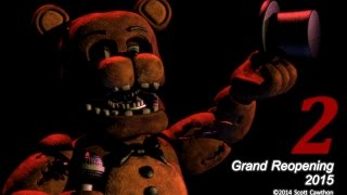 Como Baixar e Instalar  Five Nights at Freddy's 2 COMPLETO para pc
