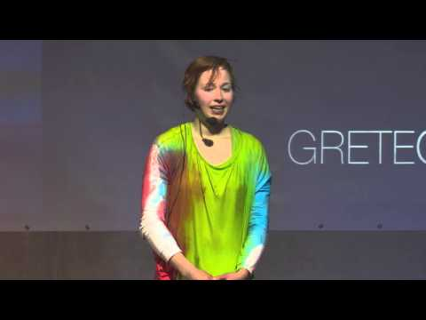 Following your passion to the sky? Most definitely! | Grete Gross | TEDxTartu