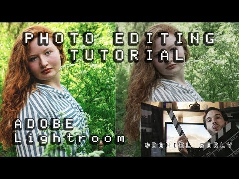 How to Get Clean Photo Edits | Perfect Portrait Editing | Adobe Lightroom Tutorial thumbnail