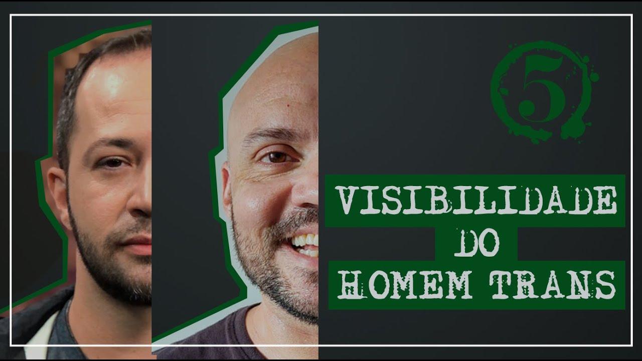 Chá dos 5 | VISIBILIDADE DO HOMEM TRANS