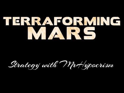 [Terraforming Mars] Strategy #1 - Ground Game