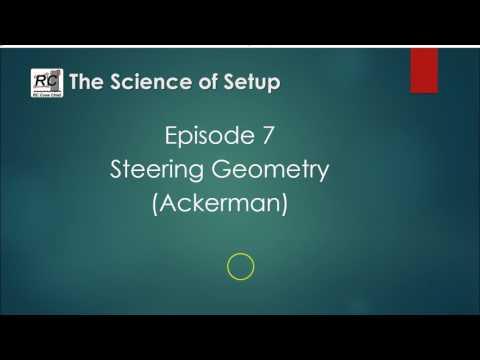 Episode 7 - Steering Geometry (Ackerman)