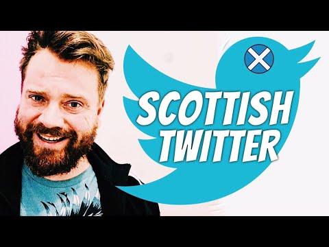 SCOTTISH PEOPLE ON TWITTER