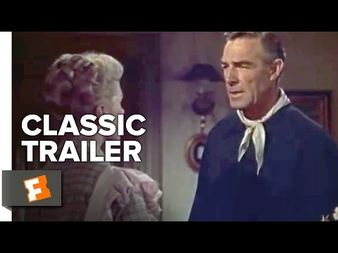 The Bounty Hunter (1954) Official Trailer - Randolph Scott, Dolores Dorn Western Movie HD