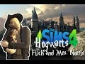Filch And Mrs Norris Harry Potter Sims 4 Hogwarts Create A Sim mp3