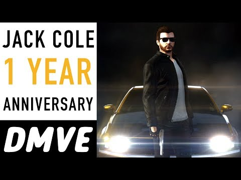 Jack Cole Prototype Scene | ONE YEAR ANNIVERSARY