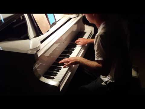 Idina Menzel - Defying Gravity (PIANO COVER W/ SHEET MUSIC)