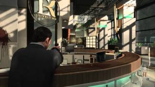 Max Payne 3 - Gameplay: Capítulo 1 - PC [HD]