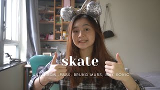 Download skate - anderson .paak, bruno mars, silk sonic   #seivabelcover