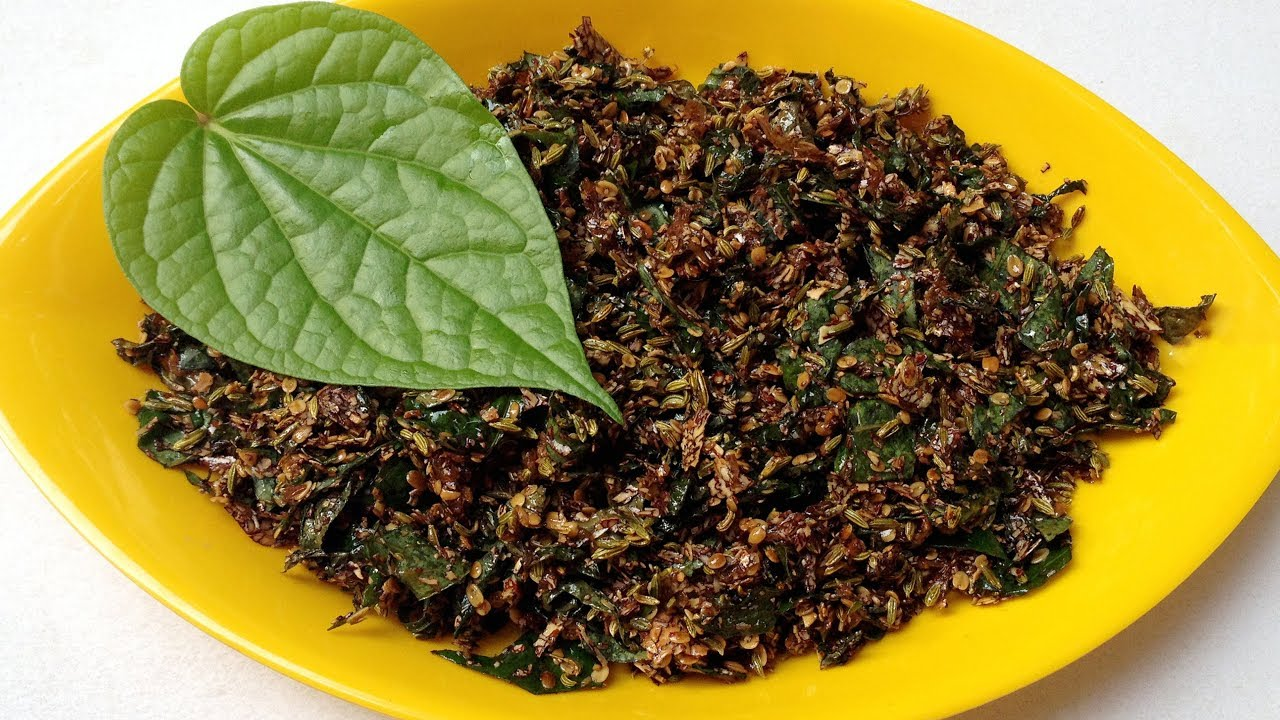 Image result for dry paan beeda