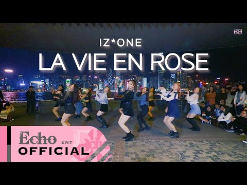 [KPOP IN PUBLIC] IZ*ONE(아이즈원) - La Vie En Rose (라비앙로즈) Dance cover by EchoDanceHK from Hong Kong