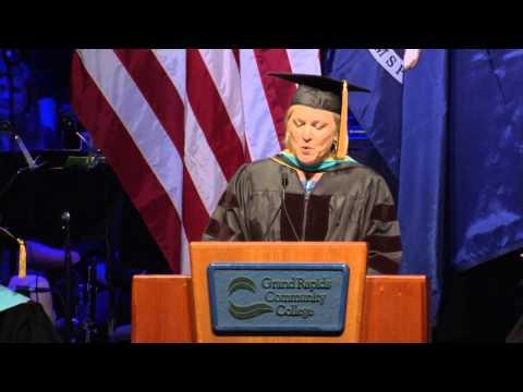 GRCC Graduation Commencement 2015