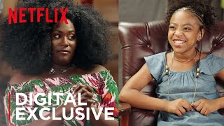 Digital Exclusive | Did We Just Become Best Friends: Danielle Brooks x Priah Ferguson | Netflix