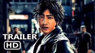 PS4 - Judgment Trailer (2019)
