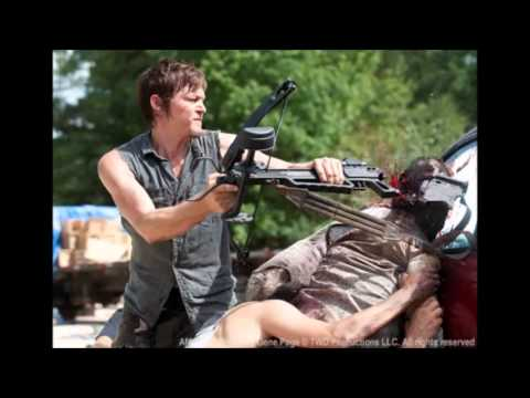 Daryl Dixon - Country Boy Can Survive