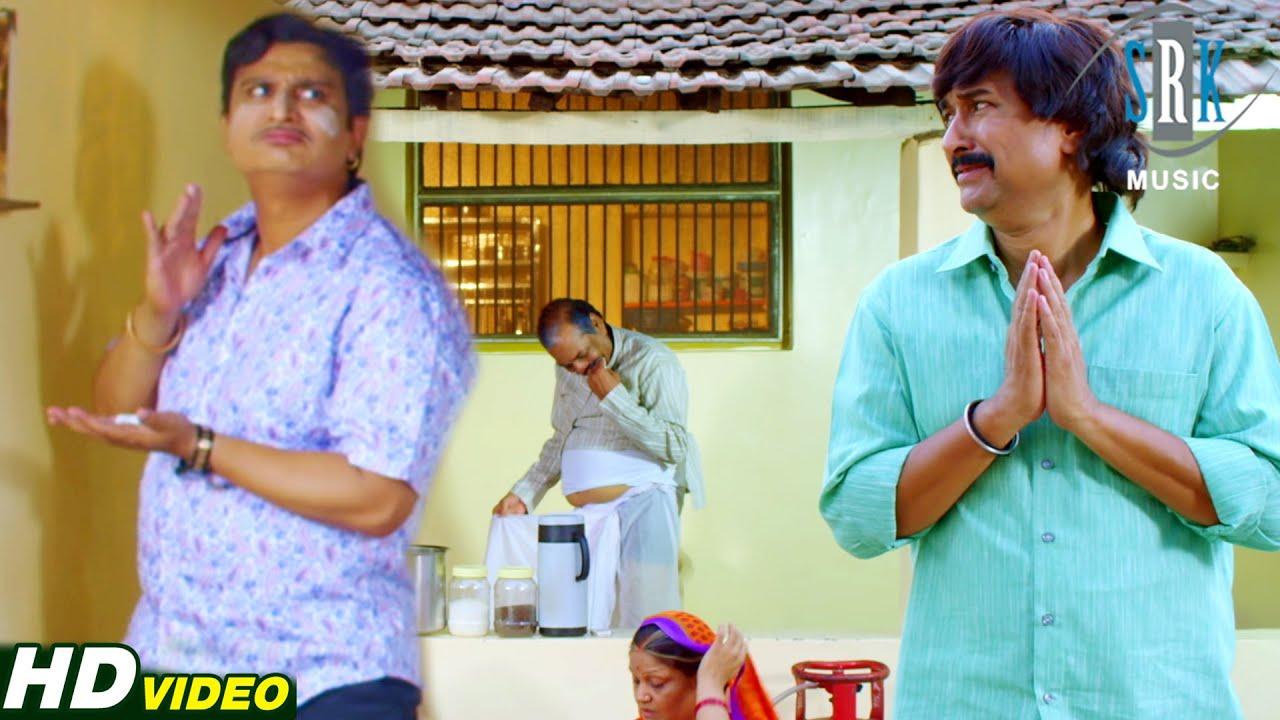 हे भगवन इ पहाड़ के जल्दी हटावs He Bhagwan Awadesh Mishra, Sasnjay Pandey,Best Bhojpuri Comedy Video