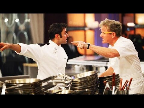 Top 10 Gordon Ramsay Outbursts Youtube