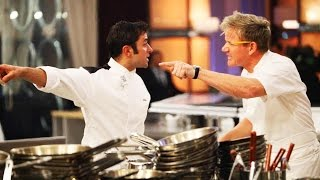 Top 10 Gordon Ramsay Outbursts...