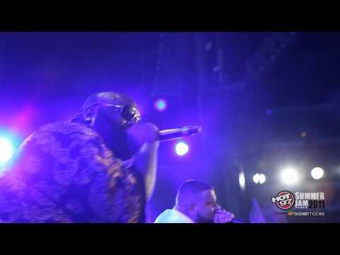 "RICK ROSS - ""MC Hammer"" -  Live At Summer Jam 2011"