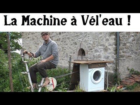 La Machine à Laver Vélo !