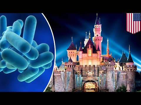 Legionnaires' disease: Disneyland shuts down cooling towers after outbreak - TomoNews