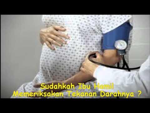 Hipertensi Pada Ibu Hamil