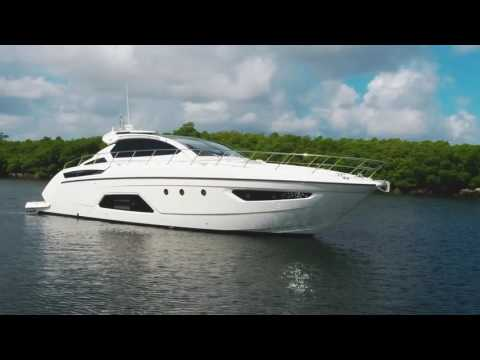 2017 Azimut Atlantis 58 DRONE VIDEO
