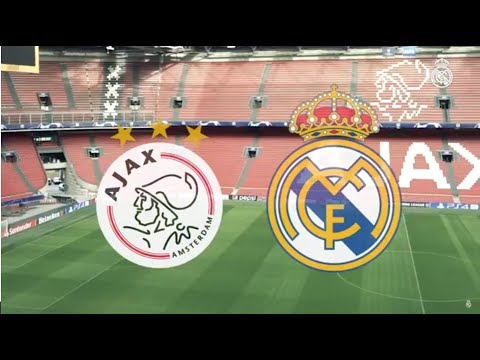 Ajax vs Real Madrid | CHAMPIONS LEAGUE preview