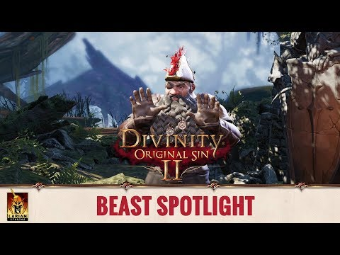 Divinity: Original Sin 2 - Spotlight: Origin Stories - Beast