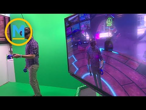 Ben steps into a world of virtual reality | Your Morning