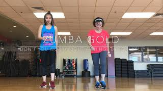 """""""Don't You Worry 'Bout a Thing"""" by Tori Kelly— Zumba Gold Choreo"""