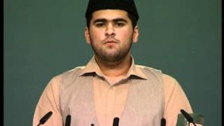 Jalsa Salana 2012 Germany - Moaina Inspection Ahmadiyya Islam Muslim
