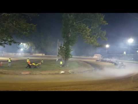 Shellhammers Speedway Feature 9/21/16