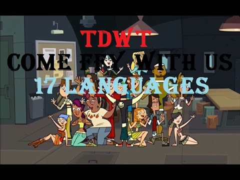 TDWT - Come Fly With Us 17 languages