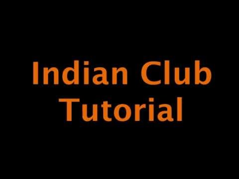 Full Hans Reuter Indian Club Tutorial