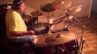 The One I Love  by REM   (DRUM COVER)