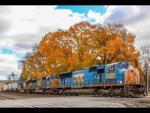 Amsterdam NY Railfan Trip  2015-10-30  Amsterdam & Fonda NY