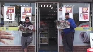 lyndon school y11 leavers staff video 2015 uptown funk