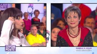 Le relooking d'Isabelle Morini-Bosc et Gilles Verdez dans TPMP !