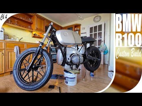 BMW R100RT Custom Build   Chapter 4