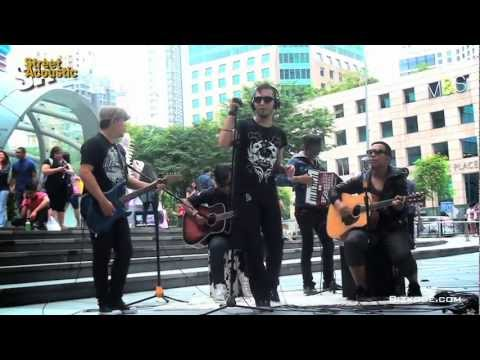 Street Acoustic - ARYAN BAND