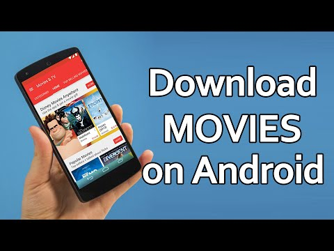 How to legally download movies for free to watch offline.