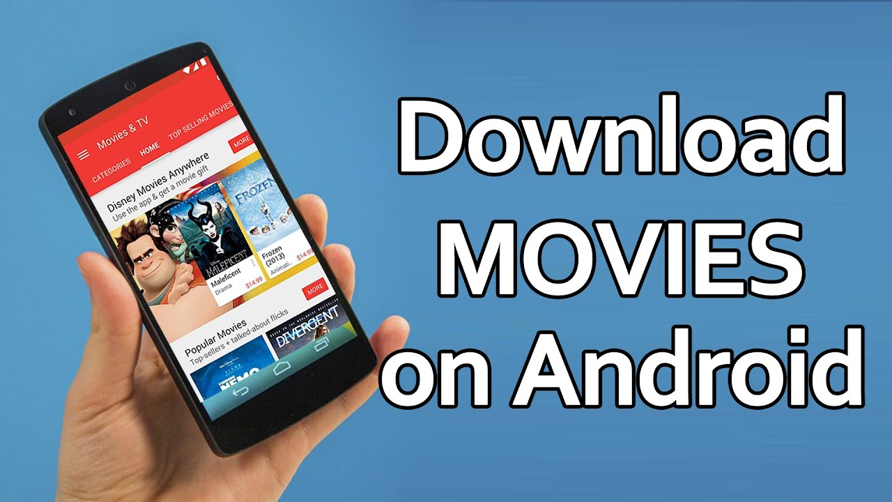 11f57b6ce2bf How To Download Movies for Free on Android Phone 2018 - YouTube