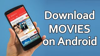 How To Download Movies for Free on Android Phone 2016(How To Download Movies for Free on Android Phone? - This video will demonstrate you how to download or watch movies for free on android phone / tablet by ..., 2015-11-16T11:57:07.000Z)